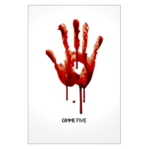 True Blood. Размер: 20 х 30 см